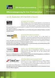 Download PDF (251 KB) - SVA System Vertrieb Alexander GmbH