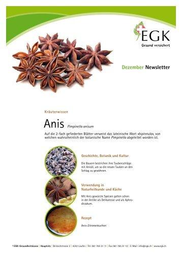 Anis - EGK-Gesundheitskasse