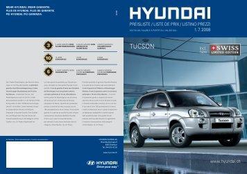 TUCSON - Hyundai