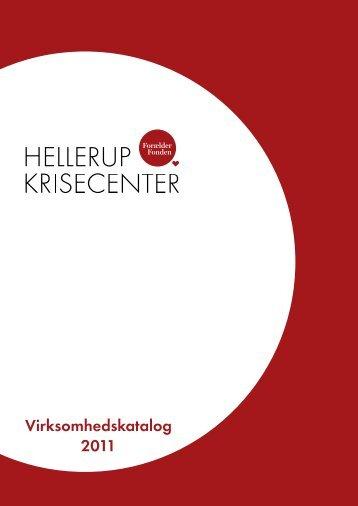Virksomhedskatalog 2011 - Hellerup Krisecenter