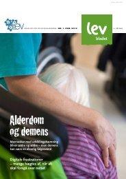 Alderdom og demens - Landsforeningen LEV