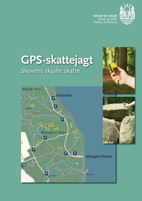 GPS-Skattejagt til print - Aarhus.dk