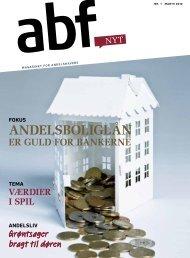 Andelsboliglån - ABF