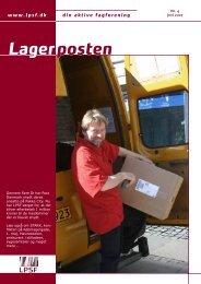30.august 2007 Farum Park - Lager, Post og Servicearbejdernes ...