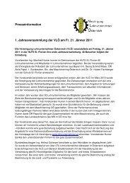 zum Artikel... - Vereinigung Lohnunternehmer Österreich