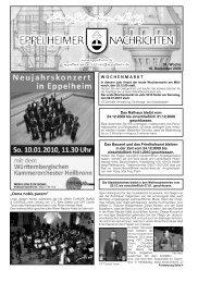 51. Woche - Eppelheim