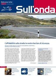 L'affidabilità sulla strada: le nostre barriere di ... - Debrunner Acifer