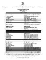 GTSAC Meeting Minutes - State of Michigan