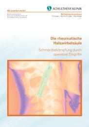 WIRBEL_Rheum_ HWS.pdf - Schulthess Klinik