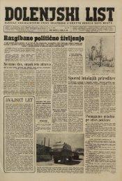 6. april 1961 (št. 576) - Dolenjski list