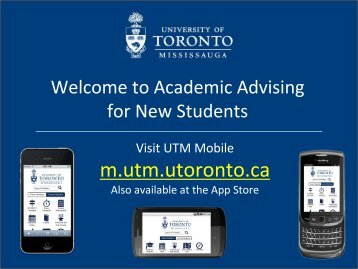 Student - University of Toronto Mississauga