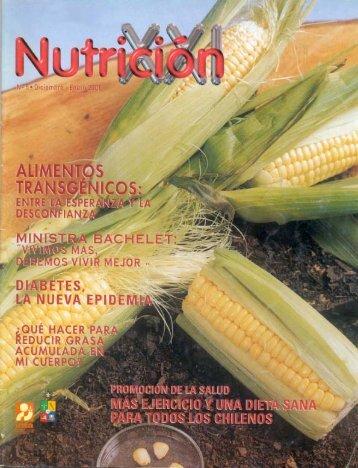 Revista Nutrición 21 nº 5 - Inta