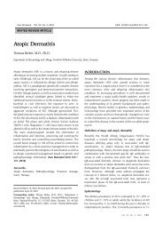Atopic Dermatitis - KoreaMed Synapse