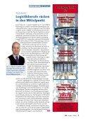 Topspeed im Hochregallager - MM Logistik - Seite 3