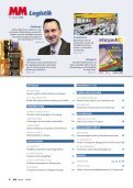 Topspeed im Hochregallager - MM Logistik - Page 4