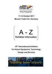 Exhibitor Information - Meplan GmbH