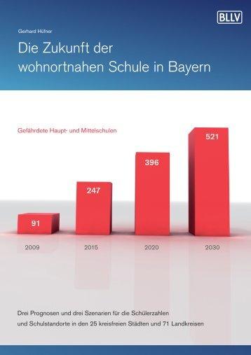 Die Zukunft der wohnortnahen Schule in Bayern.pdf - BLLV