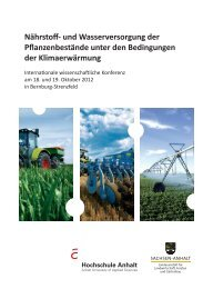 Download Programm - Hochschule Anhalt