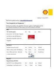 Gewinnübersicht vom 06.12.-12.12.2012 (PDF, 107 KB - Shell in ...