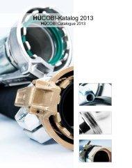 Als PDF können Sie unseren neuen Katalog ... - HÜCOBI GmbH