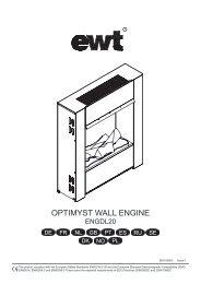 OPTIMYST WALL ENGINE - EWT