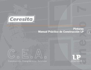 Pinturas Manual Práctico de Construcción LP - Lp Building Products