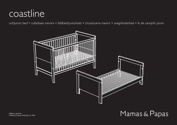coastline - Mamas & Papas