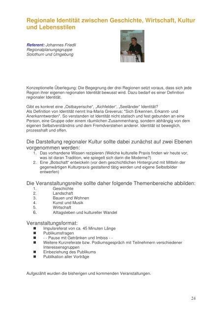 Interregionaler Konvent der Regionen in Judenburg 11. - RISE