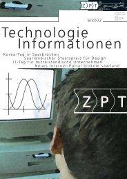 Technologie Informationen - ZPT