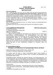 Alt-Bau-Bücher Auswahl - Orientierungsliste 1) Energieffiziente ...