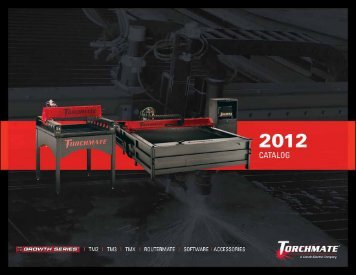 View Catalog - Torchmate