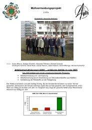 Abfallvermeidung - HTL Wien 10