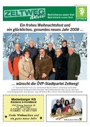 Zeitung - Steirische Volkspartei