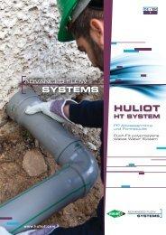 advanced flow - Huliot
