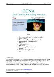 Cisco Certified Networking Associate - schule.at