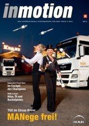 Trucknology für den Boom! TGX wird «Truck des Jahres