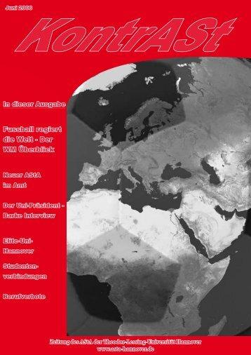 Fussball regiert die Welt - Der WM Überblick - asta