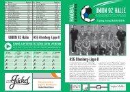 HBExpress HSG Blomberg II 26-9-09 - HSG Union 92 Halle