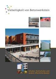 Download PDF Vielseitigkeit von Betonwerkstein ... - Treppen Außen