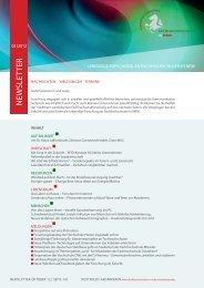 Newsletter (Download Pdf) Oktober 2012 - Fachhochschulen in NRW