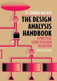 the design analysis handbook