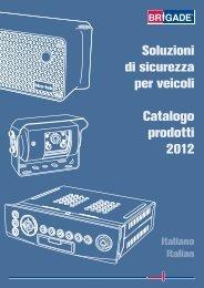 sistemi di telecamere e monitor - COVIMA electronics
