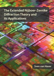The Extended Nijboer-Zernike Diffraction Theory and its Applications