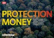 Protection Money - Greenpeace