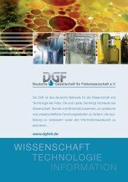 die Broschüre herunterladen (.pdf) - DGF