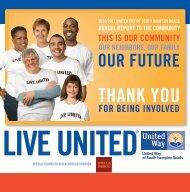 our future - United Way of South Hampton Roads