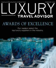 AWARDS OF EXCELLENCE - Monastero Santa Rosa
