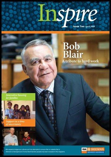 Bob Blair - Indigenous Business Australia