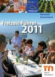 Freizeit-Führer 2011 - Caravan Salon