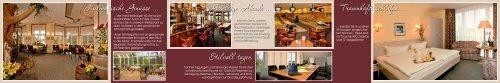 Hausprospekt - Hotel Weide